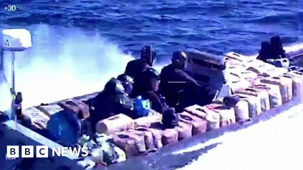 Drug power in Spain: 'ship smugglers' arrested