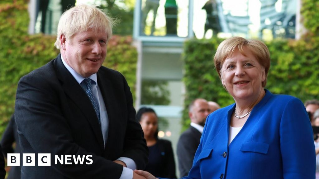 Brexit: PM Angela Merkel meets with the call to scrap backstop