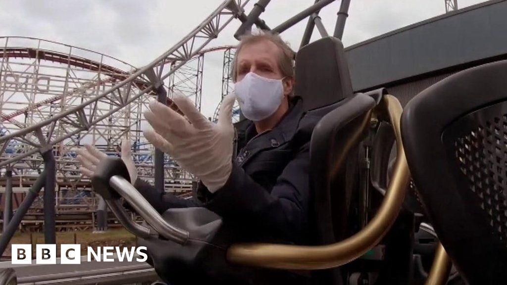 Coronavirus: to open Blackpool Pleasure Beach prepares