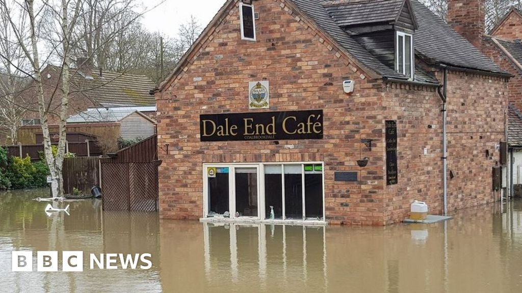 'My business was flooded twice in two days'