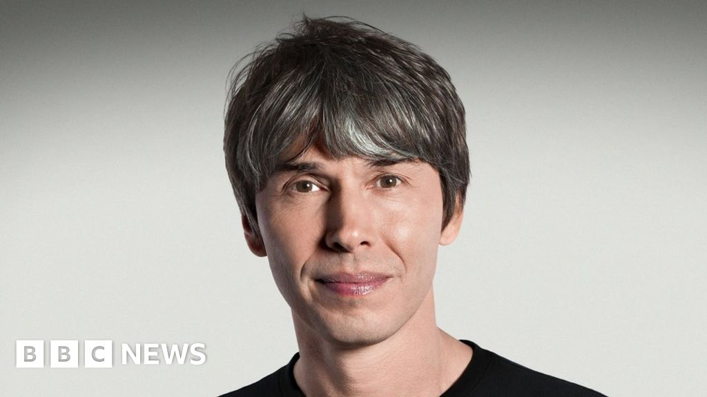 Brian Cox: Why I've been exploring our scientific past