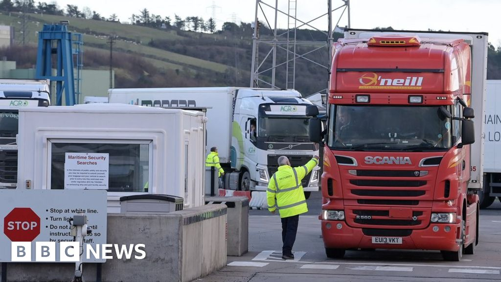 Brexit: EU to reveal new proposals on Northern Ireland Protocol thumbnail