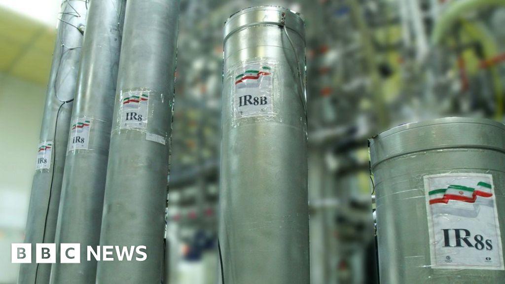 Iran cancels accreditation of IAEA nuclear inspector thumbnail