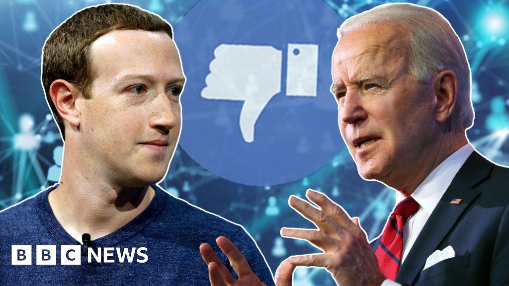 Zuckerberg's Biden problem