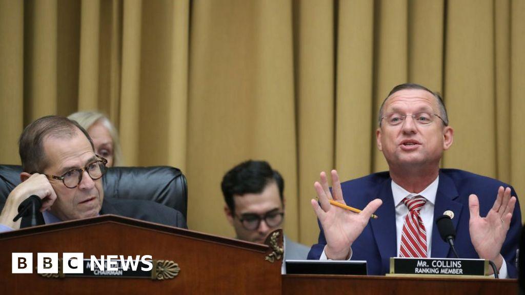 House Democrats step up Trump impeachment inquiry