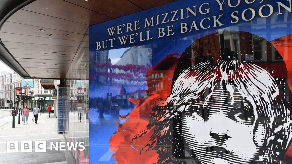 """""""Les Miserables"""" and Hamilton s, among the West End shows up to 2021"""