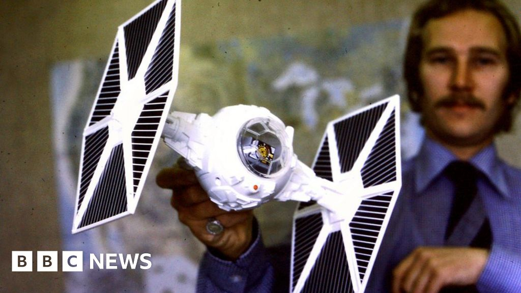 Star Wars: The Leicestershire factory at the centre of a toy galaxy