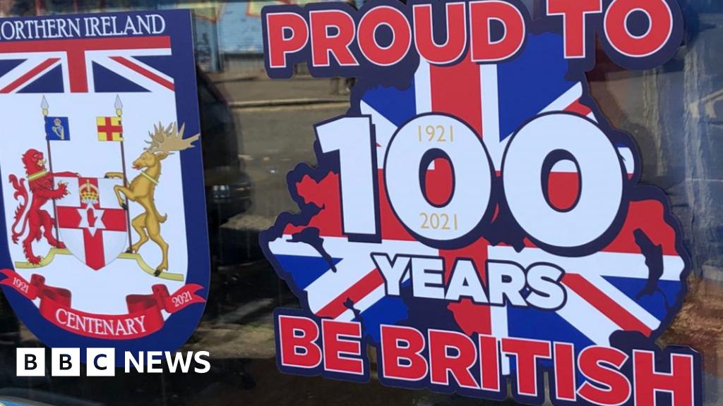 NI 100: NI secretary encourages people to 'take pride' in centenary