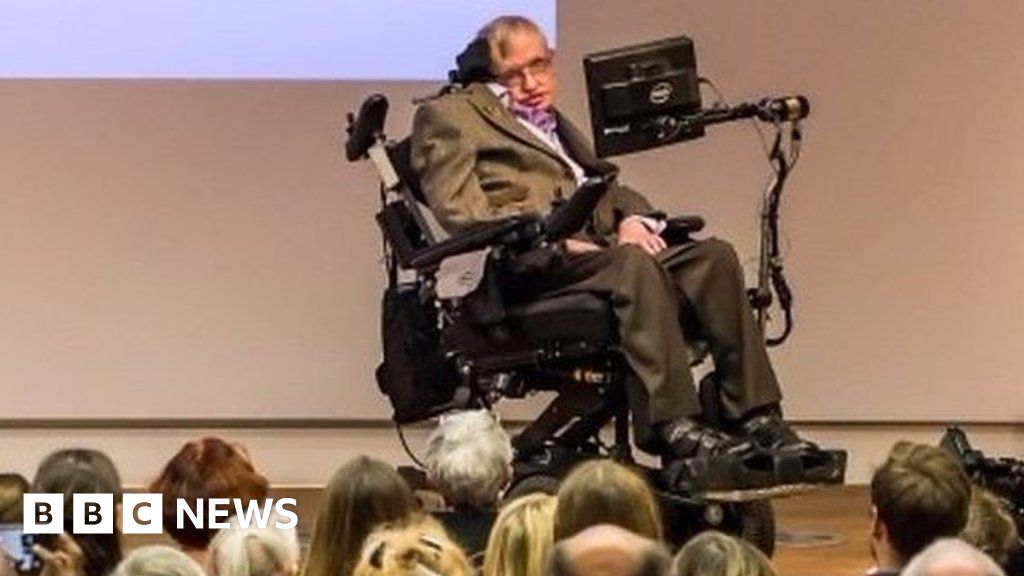 Without the British National Health Service, the world wouldn't know Stephen Hawking (RIP)