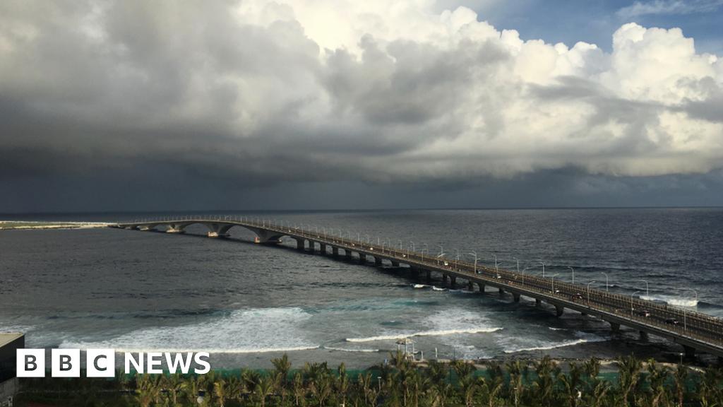 China debt dogs Maldives' 'bridge to prosperity' thumbnail