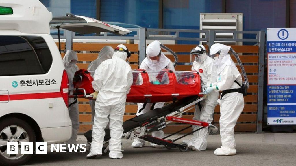Coronavirus: South Korea confirmed the huge increase in cases