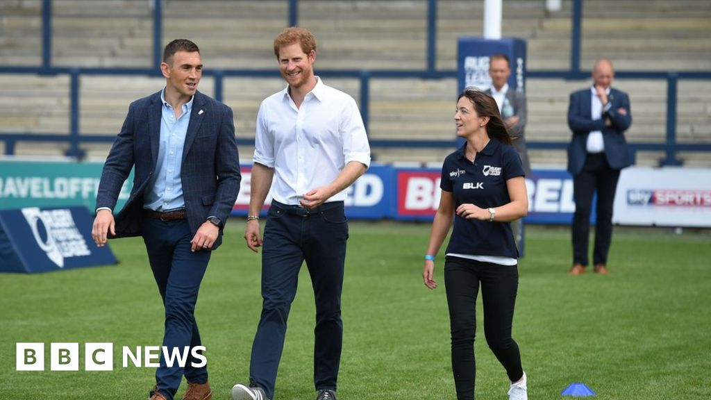 Harry to carry out first royal duties since announcement
