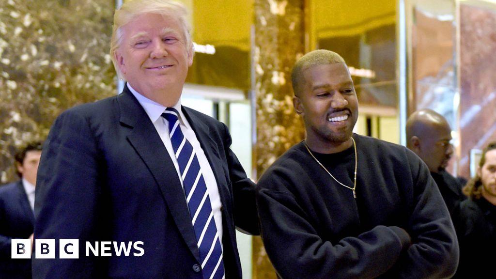 Kanye West: Presidential hopeful wants to run the White House like Wakanda