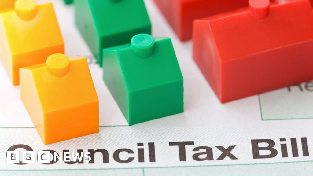 Households in England 'to face council tax rises'