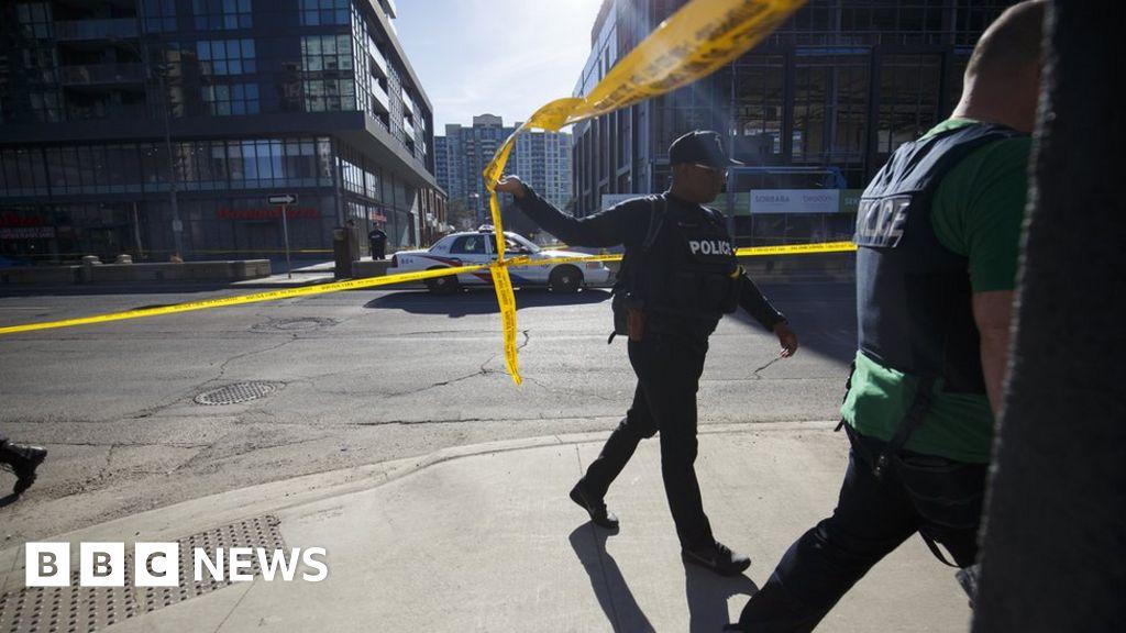 Teenage boy charged in Canada