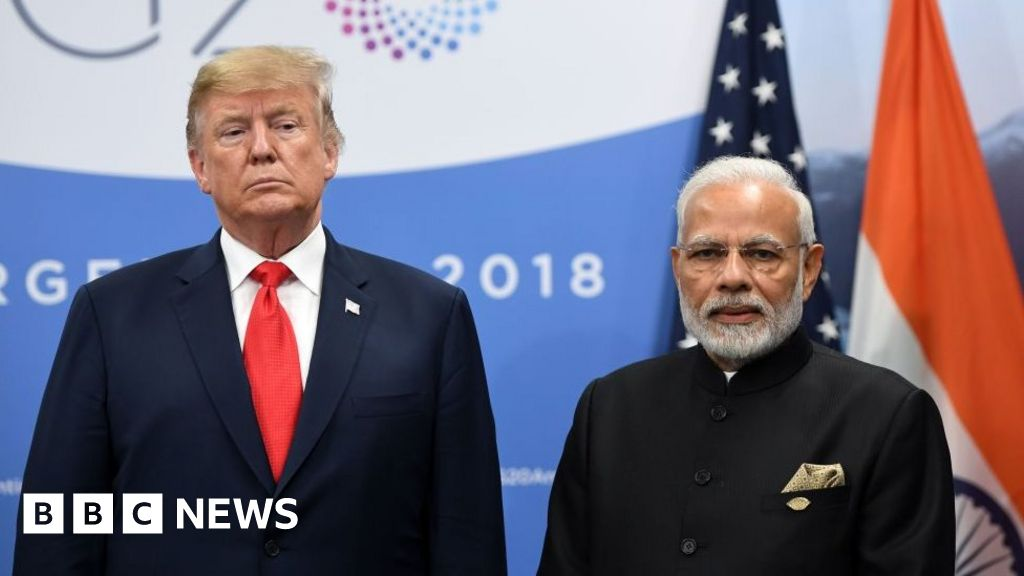 India denies asking Trump to mediate in Kashmir