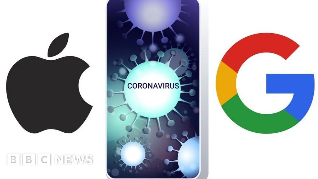Coronavirus: Apple and Google team up to contact trace Covid-19 - bbc