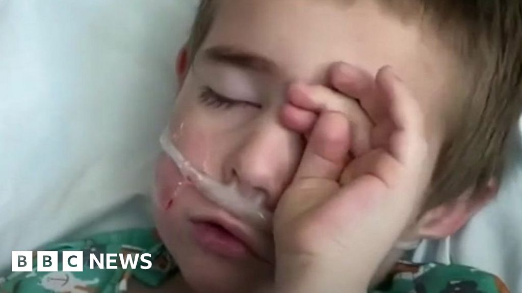 Coronavirus: When your child's in intensive care with Covid-19