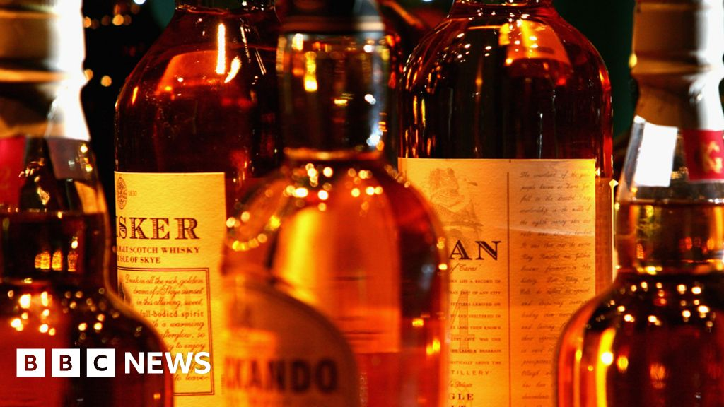 Single malt Scotch whisky from the targeted United States tariffs,
