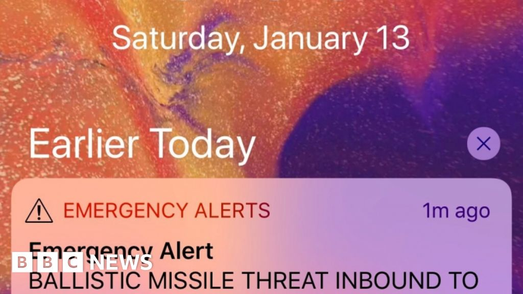 How Hawaii reacted to false missile alert