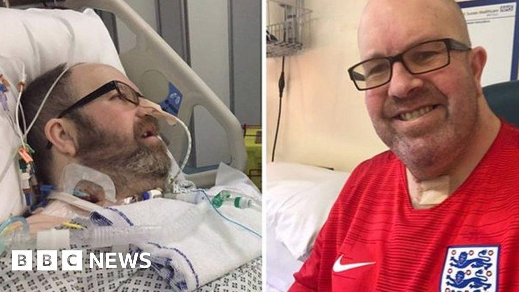 'Flu nearly killed me last winter'