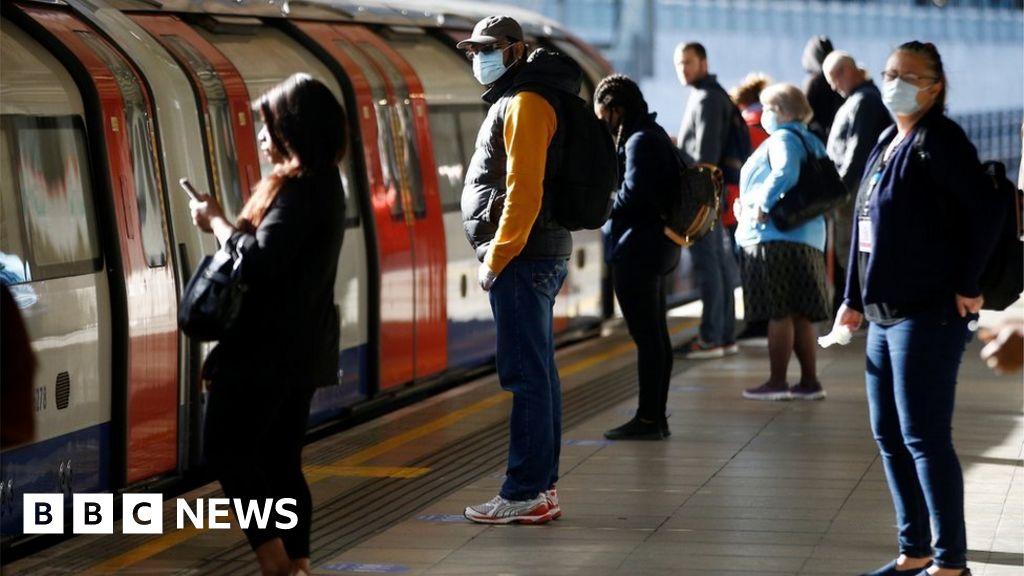 Coronavirus: Some return to work as lockdown eases slightly in England thumbnail
