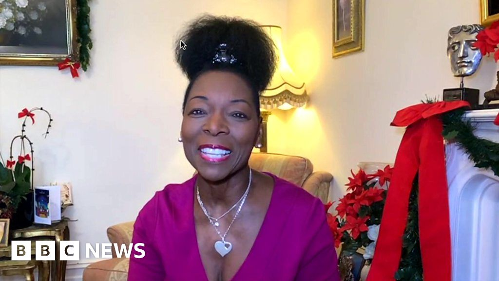 "Floella Benjamin lady-in-waiting: ""Absolutely incredible."