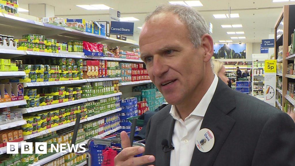 Tesco chief executive on getting rid of multi-wrap plastic use