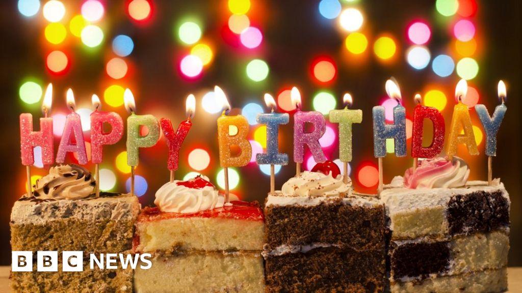 Awesome Happy Birthday To You Copyright Case Settled Bbc News Personalised Birthday Cards Veneteletsinfo