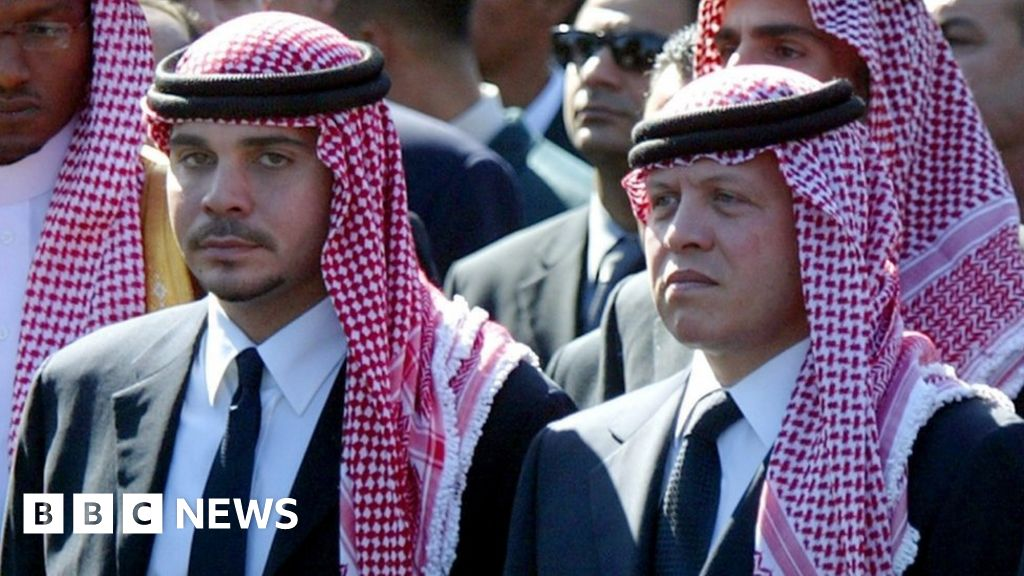 Jordan's royal rift: The family quarrel erupts, but who is it really?