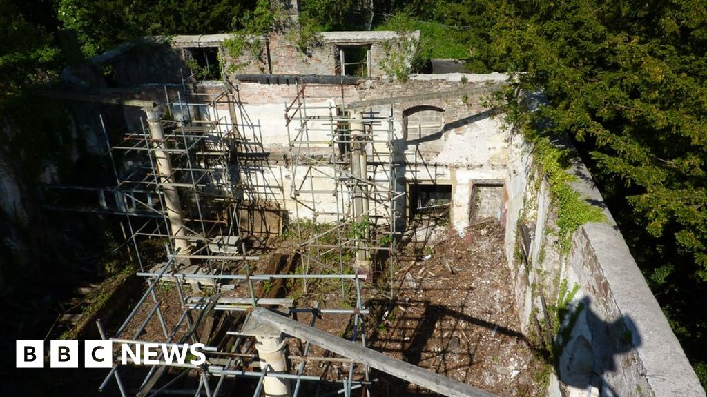 New life for derelict Grade I-listed chapel