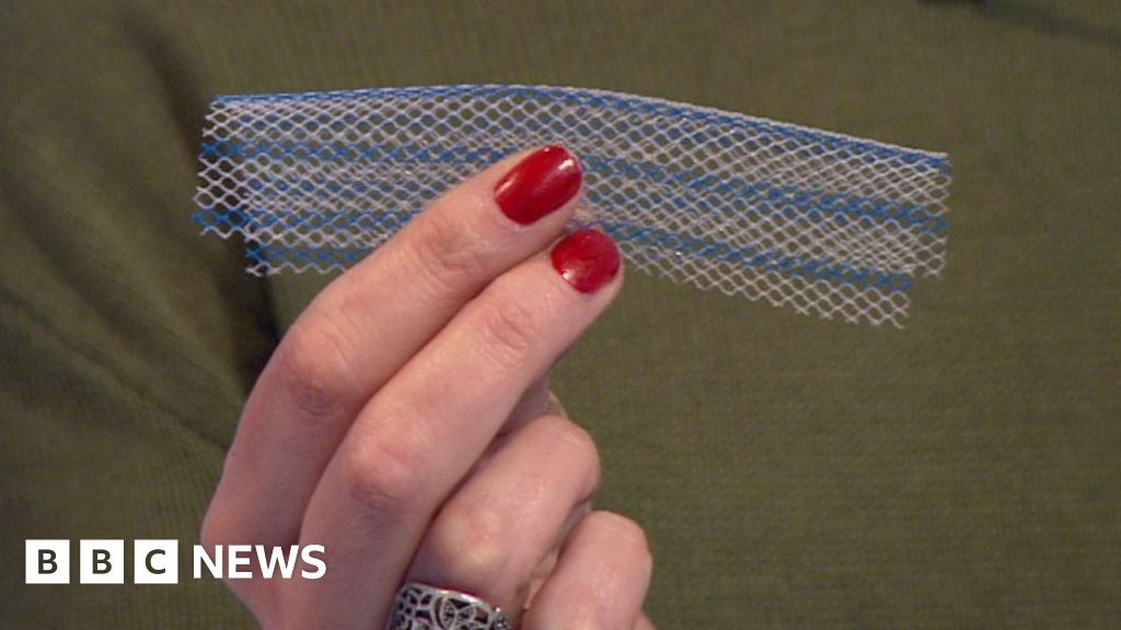 Vaginal mesh: England review into scale of harm