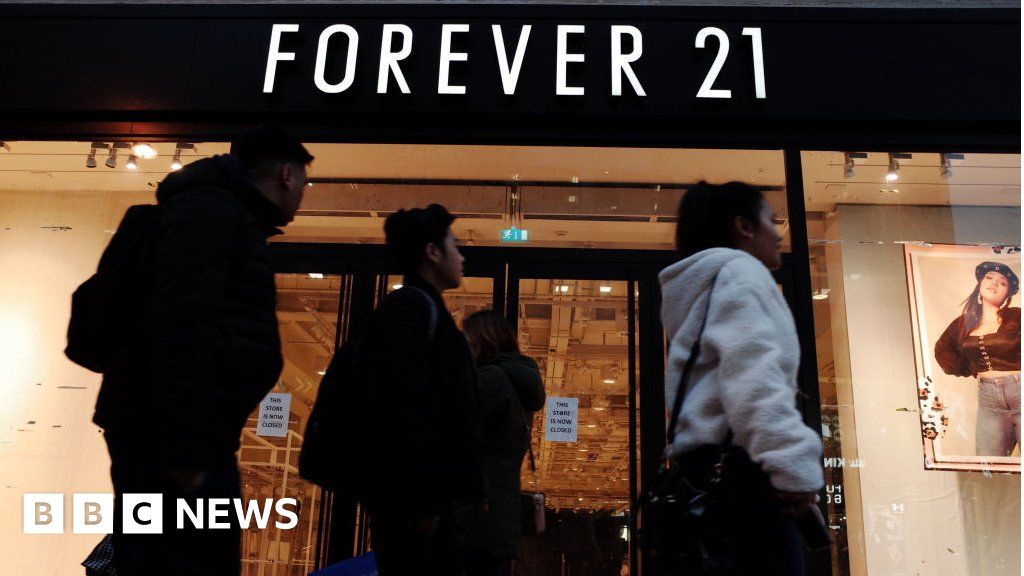 US retailer Forever 21 bought back from bankruptcy