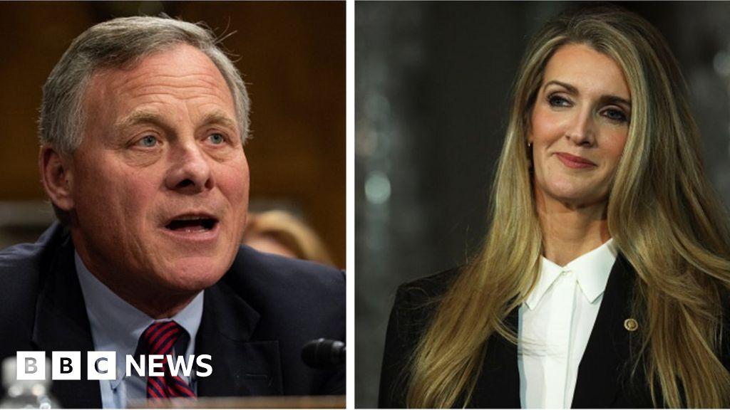 Coronavirus: U. S. senators face calls to resign over 'insider trading