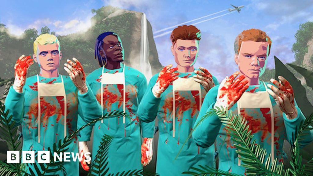 """Black Midi: """"We should rather terrible as a middle-of-the-road"""