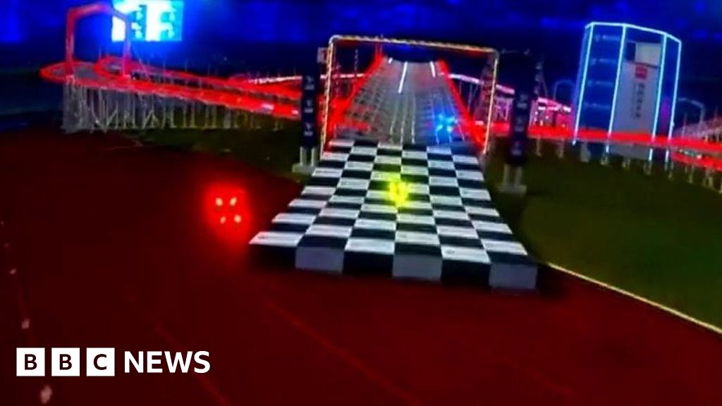 Drone Racing World Championships: Race to be crowned top pilot