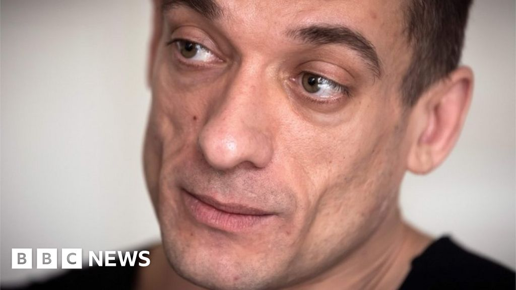 Petr Pavlensky: Russian, arrested published Macron ally sex video