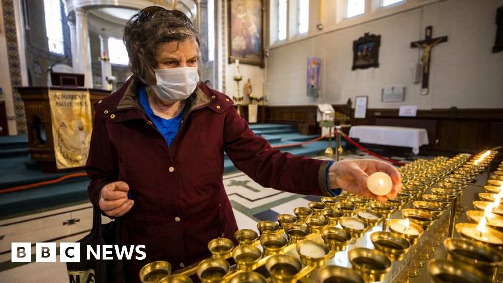 Coronavirus: What is the future of religious worship in the UK? thumbnail