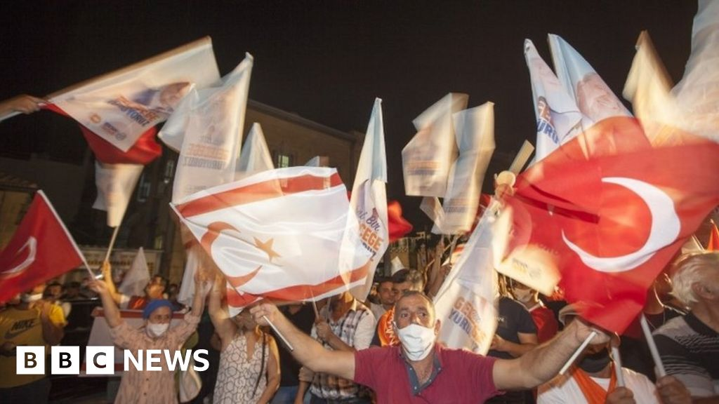 Right-wing nationalist Ersin Tatar wins in northern Cyprus