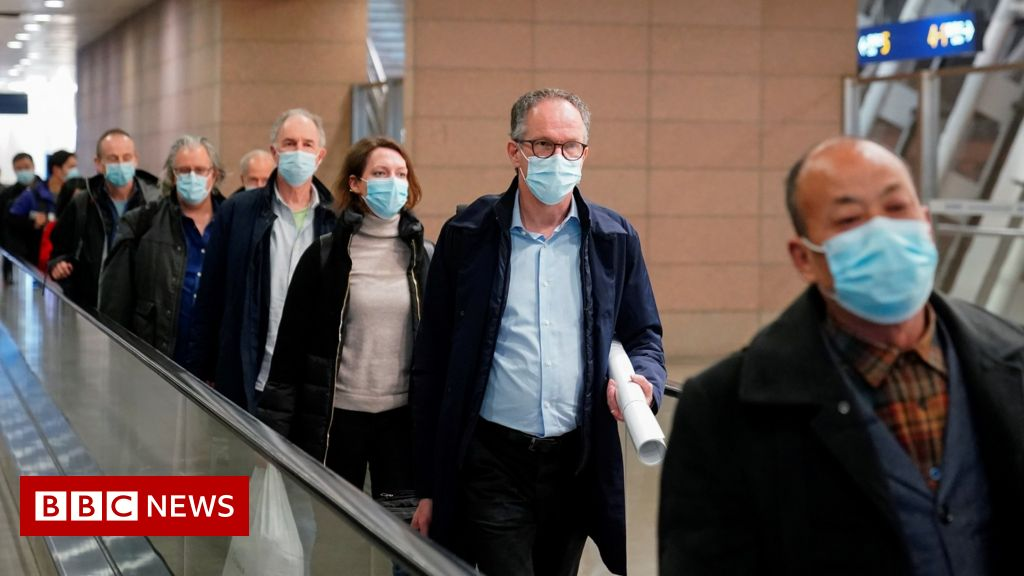 Covid-19 pandemic: China 'refused to give data' to WHO team