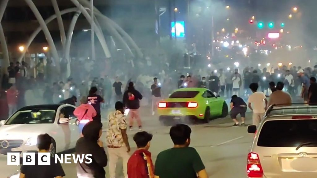 Street races: They are fast, the rage of Atlanta