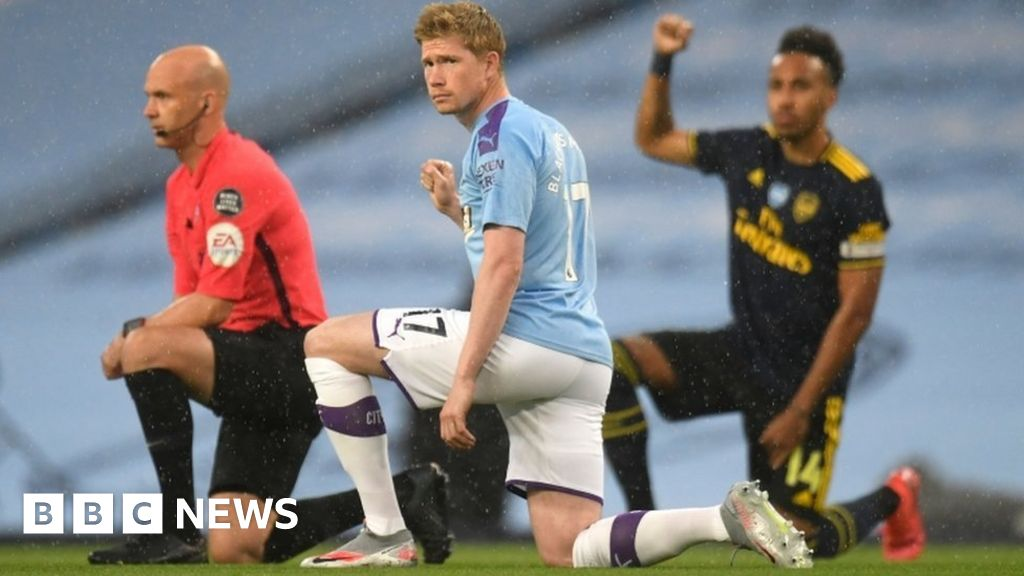 Coronavirus: in the Morning as the Premier League returns update after 100 days