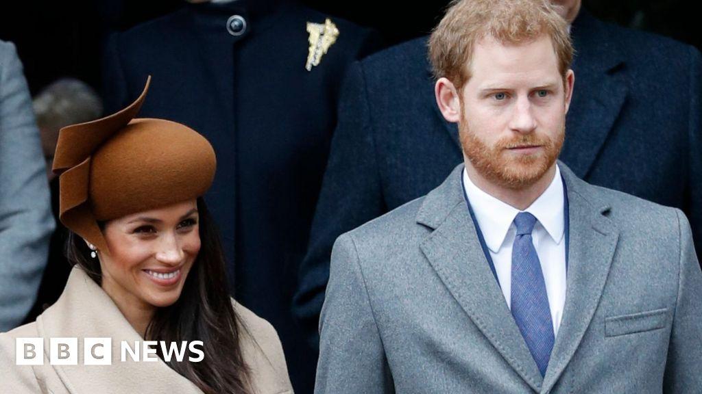 Royal Christmas.Harry On Meghan S First Royal Christmas