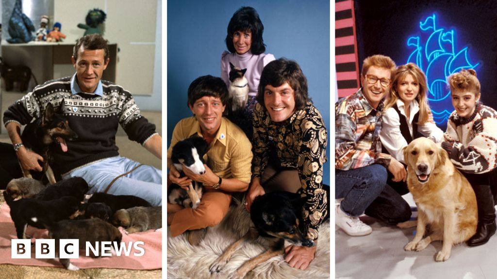 In pictures: Blue Peter turns 60