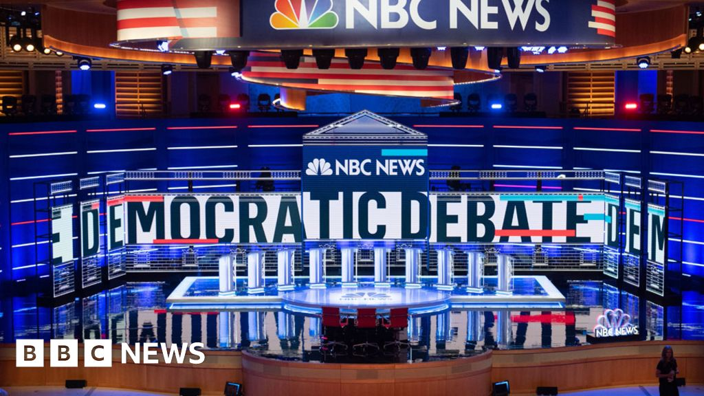 US Democrats to clash in high stakes TV debate