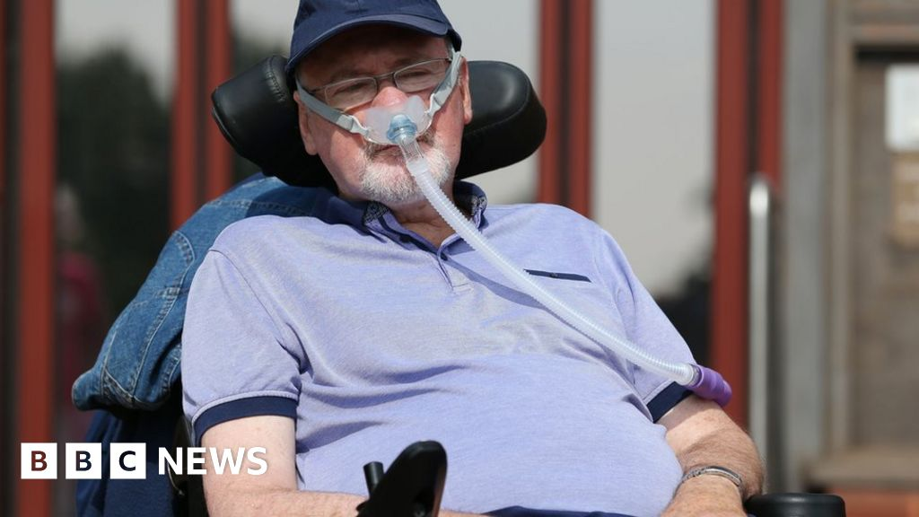 Noel Conway: Terminally ill man granted assisted dying appeal