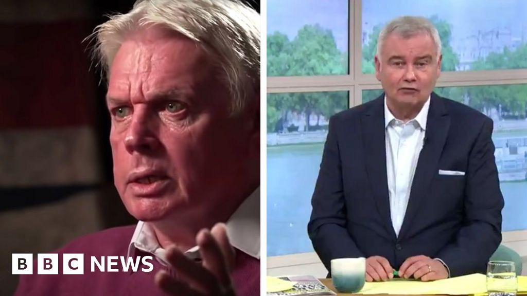 Coronavirus: the Ofcom rules on Eamonn Holmes and David Icke comments
