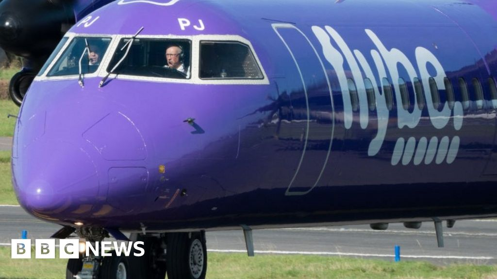 Flybe: the United Kingdom government considers that new funding for the airline