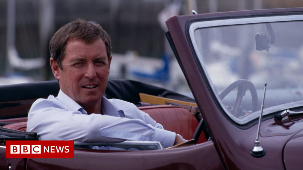 Bergerac at 40: Previously unreleased photos shared by BBC Archive