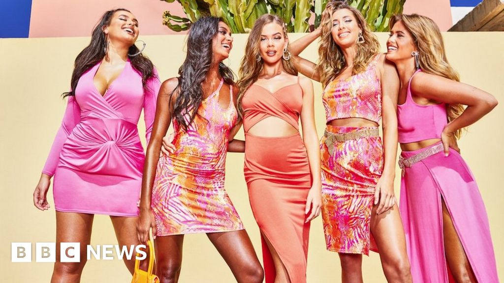Boohoo's recycled clothes 'will not solve fast fashion waste'
